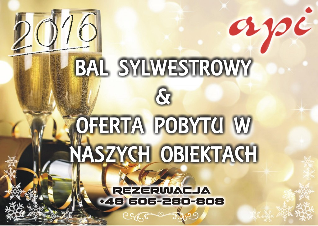 Sylwester 2016 - banner