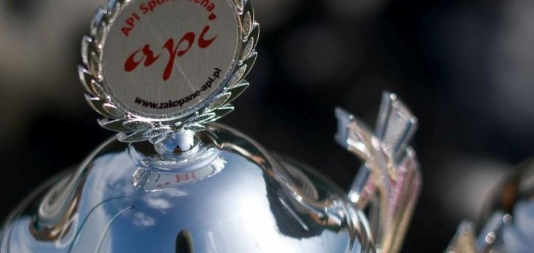 Puchar pojechał do Krakowa.