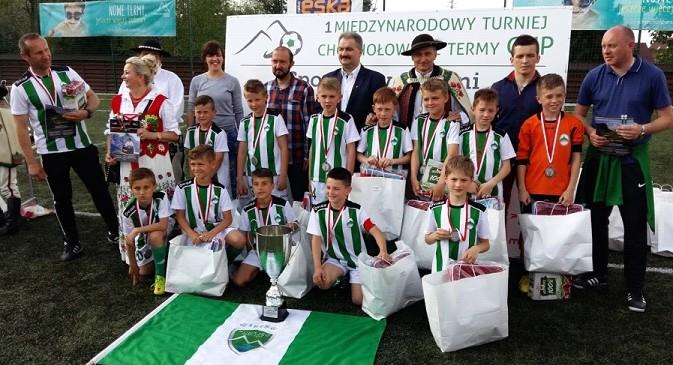 Drużyny wspominają turniej w Zakopanem.