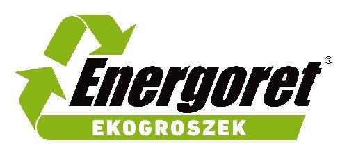Energoret logo wektor
