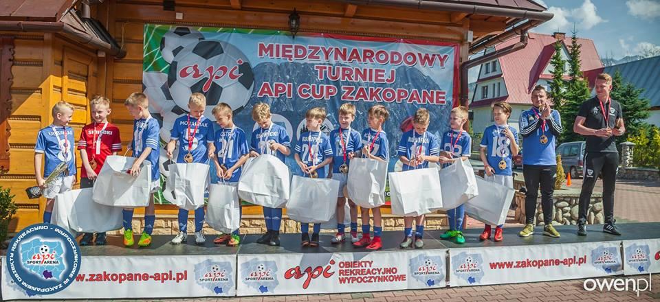 Football Academy Szczecin zdominowało turniej w Zakopanem.