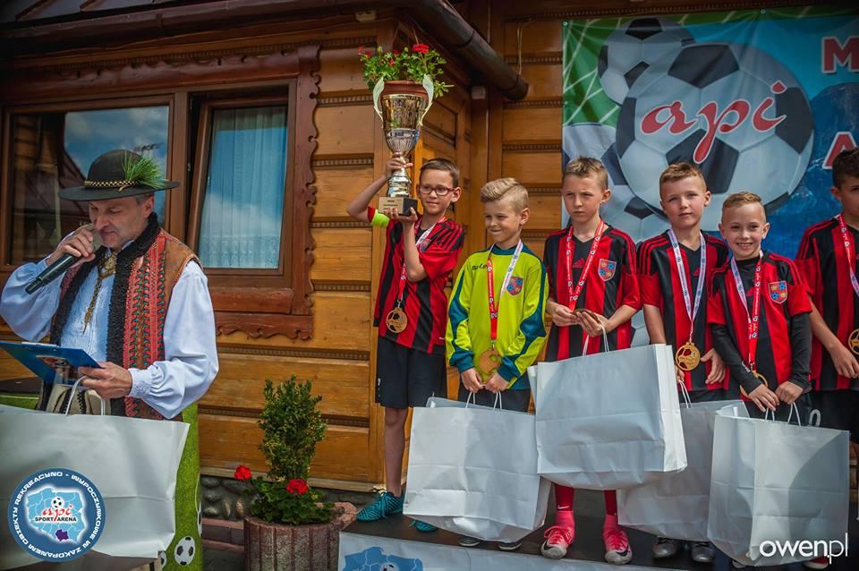 Puchar API CUP dla UKS MDK Płock.