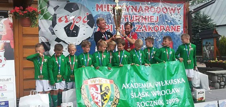 Śląsk Wrocław drugi raz z rzędu wygrywa Termy Gorący Potok Cup!